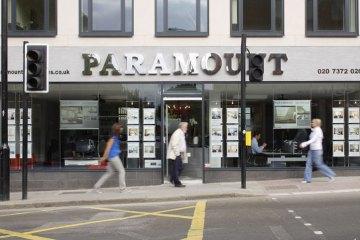 Paramount Shop  Front