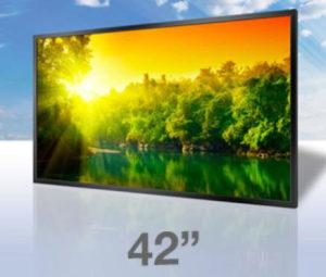 42″ High Brightness Professional Monitor